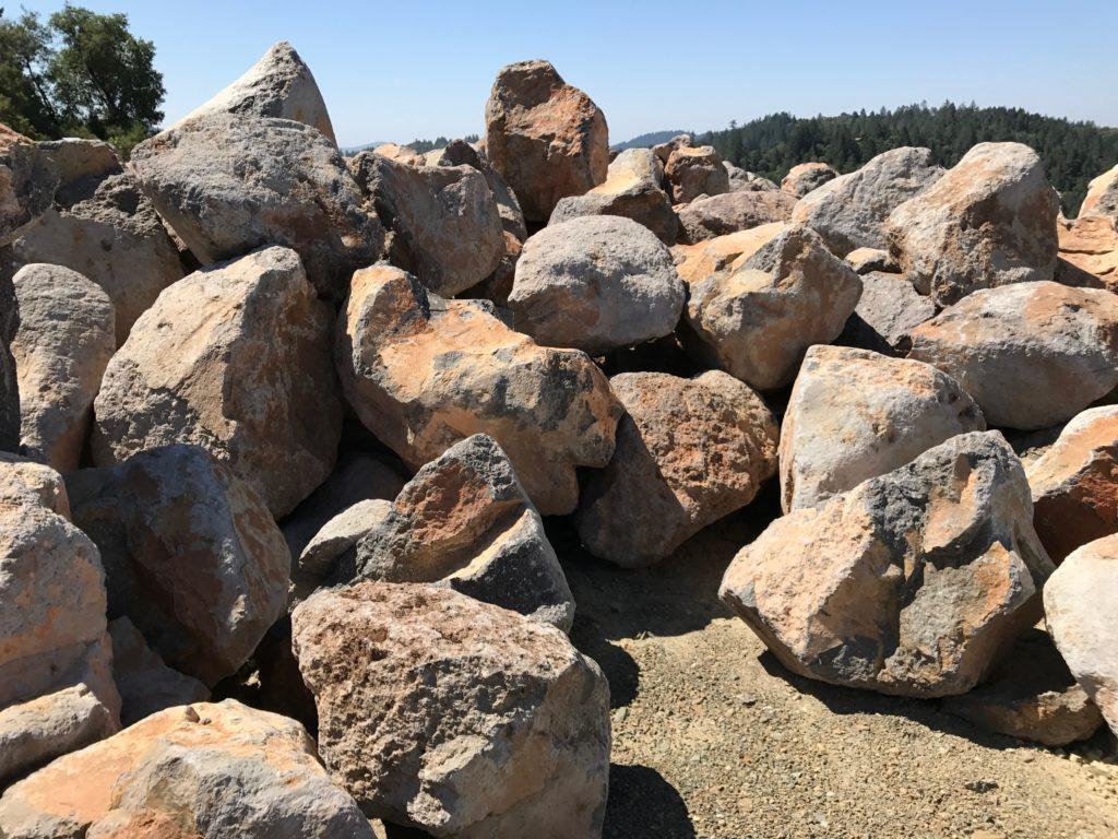 Rip Rap Shot Rock Rock Armour And Boulders Santa Rosa Ca